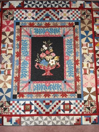 11LucyThe Lincoln Quilt