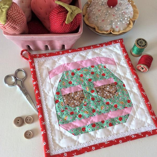 Free Patterns & Tutorials - Pink Simplicity